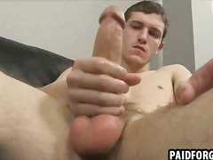 handjob, solo, big ass, monstercock, big cock, penis, ejaculation, twinks, stroking