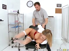 Bree Olson, nurses, big, reality, doctor, ass, mark, blowjob, pussy, stockings, bree olson