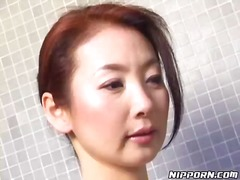 shower, hairy, japanese