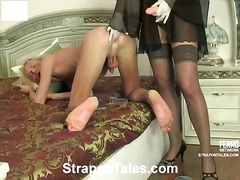 female domination, strapon, hardcore