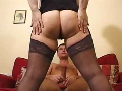 sexy mødre (milf), dyp, hardporno, mor, vakker, barmfager, blond, store bryster, analsex