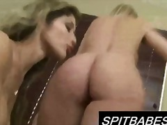 cowgirl, fetish, glasses, lesbian, model, pissing, squirt, spit, crossdresser, flashing, kinky, oil, rubbing, wanking