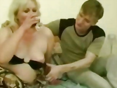 son, horny, mature, russian, housewife, mom, mother