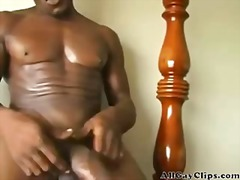 Extra large black dick - more gay tube porn