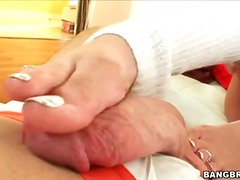 face, glasses, mistress, smoking, cameltoe, fishnet, massage, rubbing, cfnm, foot fetish, pee, wanking