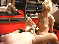 Pepu, Strap-On, Domina, Milf, Perversne