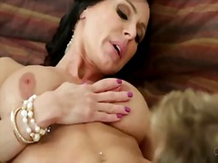 Erik everhard came to fuck his boss' mistress kendra lust while he is in the business trip