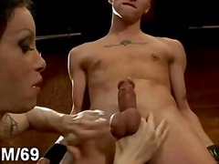 shemale, bondage, pupper, bdsm, analsex