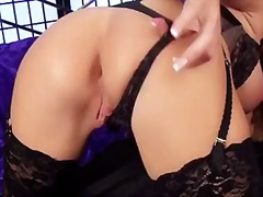 big boobs, solo, masturbation
