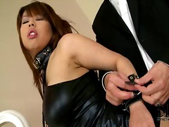 Well-endowed asian lady tigerr benson in