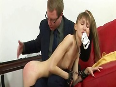 secretary, spanking, punishment