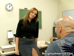 office, morgan reigns, pornstar, milf, hardcore, model, star, uniform,