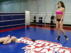 babe, fight, sporty, clubs, lesbian, catfight, muffdiving