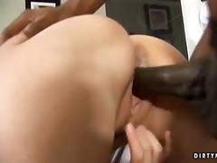 Hardcore interracial fuck with a gorgeous white slut named jean jacobs