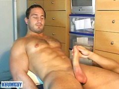 wanking, solo, gay