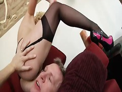 Hardcore and hot fuck with a passionate blonde named cherry torn and mark wood