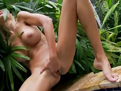 Puma Swede, blond, solo