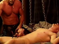 Fetish pleasure - more gay tube porn