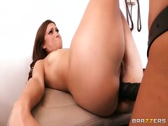 Alyssa reece is addicted to sex and her dr. summer wants to help her with that. she is an experienced milf and knows how to please young naughty lesbians. you can enjoy them in action