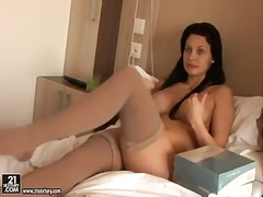 Pornoid:aletta ocean,  stocking, suso, softcore, stocking