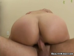 pussy, tits, natural, shaved, big, riding