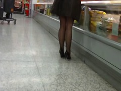 sex in public, ciorapi