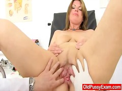 gaping, vagina, speculum, wife, enema, mom, check, fetish, milf