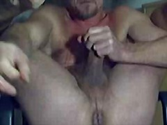 dildo, masturbationen, spielzeug, gay, solo, webcam