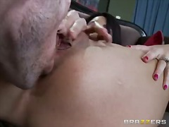 eva angelina,  eva angelina, big boobs, cock, big, big cock, white, wife