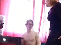 russian, seduced, boy, mom