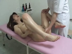 japanese, babe, spycam, massage