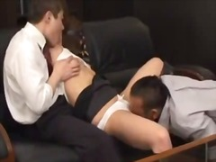 domination, asian, office, bdsm