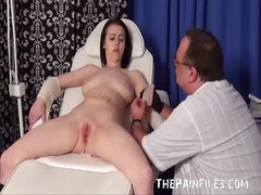 gagging, bdsm, torture, medical, torment, table, tools, emily, extreme, punishment, doctor, pain, pussy