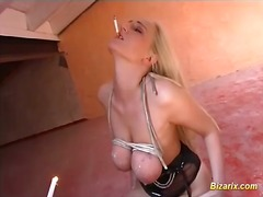 slave, bdsm, dominatrix, kinky, subbed, bizzare, wax, domina, extreme, kink, domination, mistress, rough