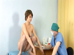 speculum, pantyhose, examination, gyno, doctor, kinky, insertion