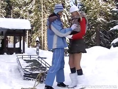 lick, outdoors, blonde, pussy, lezzy, lesbian, clean, pigtails, video
