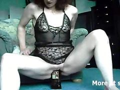 toys, extreme, bottle, vaginal, objects, wife, insertion