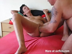 movies, extreme, stretching, vaginal, kinky, fisting, pussy, gaping, couple, brunette, slut, fetish, video