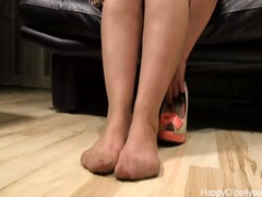 broekiekouse, anders, nylon, milf