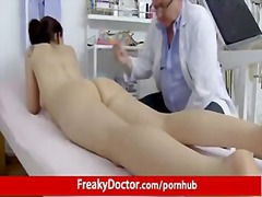 skinny, hospital, gyno, gaping, shaved, europeans, uniform, fetish, chubby, ass, doctor, toy, enema, speculum, vibrator