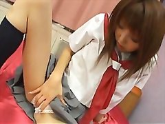 japanese, threesome, asian, oral, school