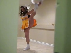 video, movies, uniform, girls, cheerleader