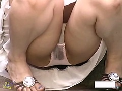 Jade phi - p32-02 - soaked seeping pants voyeurism
