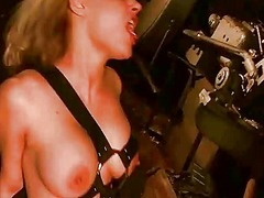 nurse, scene, mistress, lezdom, uniform, humiliation, bdsm, lesbos, bondage