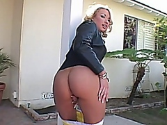 Maya hills - black dicks in white chicks 13