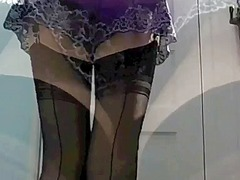 sykous, brits, softcore, ontbloot, upskirt