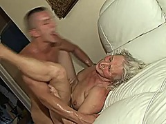 granny, mature, hairy