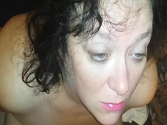 facial, wife, real, homemade, cum, slut