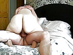 granny, good, bbw, homemade, riding